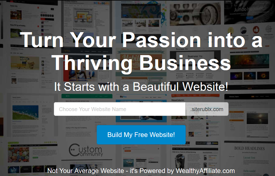 The Best Free Website Builder For Beginners and Professionals